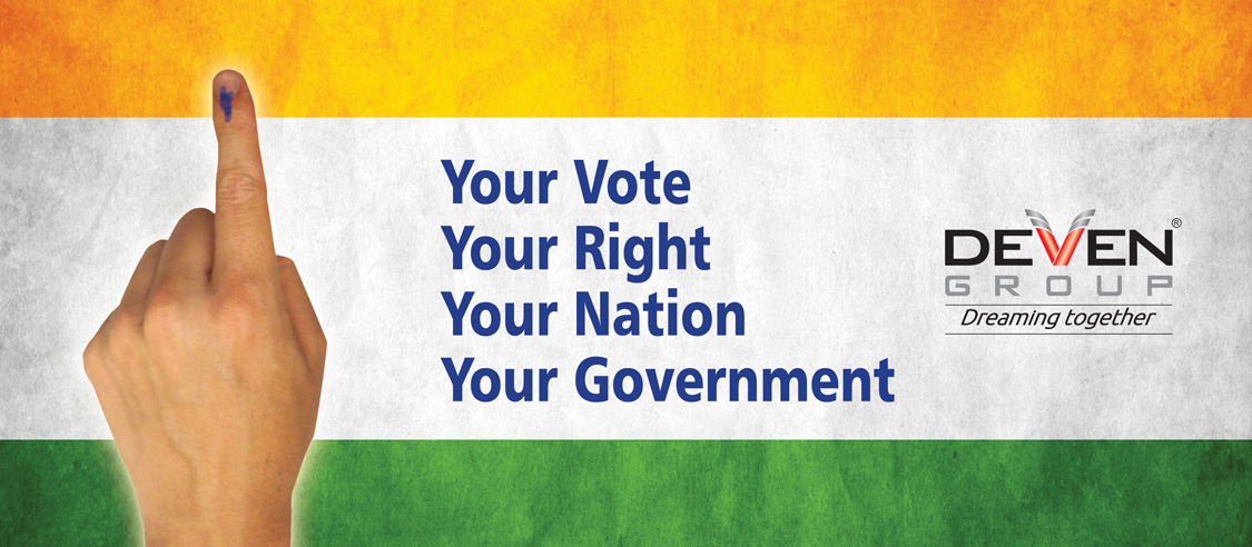 Your Vote Your Right Your Nation